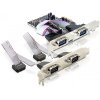 DELOCK TR89178 PCI EXPRESS CARD TO 4X SERIAL
