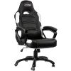 NITRO CONCEPTS C80 COMFORT GAMING CHAIR BLACK/WHITE