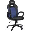 NITRO CONCEPTS C80 PURE GAMING CHAIR BLACK/BLUE
