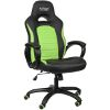 NITRO CONCEPTS C80 PURE GAMING CHAIR BLACK/GREEN