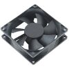 AKASA DFS802512L 80MM CASE FAN WITH 3-PIN CONNECTOR 12V SLEEVE BEARING LOW SPEED