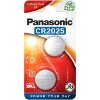 ΜΠΑΤΑΡΙΑ PANASONIC LITHIUM BUTTON CELLS CR2025 2 PACK