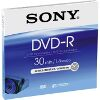 SONY DMR 30 1,4GB 8CM DVD-R 1PCS