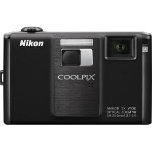 NIKON COOLPIX S1000PJ BLACK