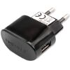 FOREVER TRAVEL ADAPTER 1A BLACK WITH MICRO USB CABLE