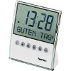 HAMA 104955 MESSAGE TRAVELLING ALARM CLOCK WHITE
