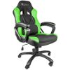 GENESIS NFG-0906 NITRO 330 (SX33) GAMING CHAIR BLACK/GREEN