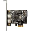 SILVERSTONE SST-EC04-E PCIE-CARD FOR 2 INT./EXT. USB3.0-PORTS
