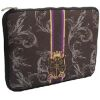 G-CUBE A4-GNR-15RG THE ROYAL CLUB ROYAL GLAM LYCRA NOTEBOOK SLEEVE 15.0''
