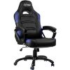NITRO CONCEPTS C80 COMFORT GAMING CHAIR BLACK/BLUE