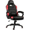 NITRO CONCEPTS C80 COMFORT GAMING CHAIR BLACK/RED