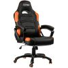 NITRO CONCEPTS C80 COMFORT GAMING CHAIR BLACK/ORANGE