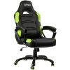 NITRO CONCEPTS C80 COMFORT GAMING CHAIR BLACK/GREEΝ