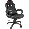 GENESIS NFG-0887 NITRO 330 (SX33) GAMING CHAIR BLACK