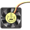 GEMBIRD D40BM-12A 40X40X10MM BALL BEARING DC FAN 12V 7CM CABLE 40MM