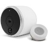 LANBERG SMART HOME OUTDOOR WIFI CAMERA BATTERY-POWERED 2MPX