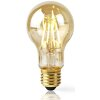 NEDIS WIFILF10GDA60 WIFI SMART LED FILAMENT BULB E27 A60 5W 500LM
