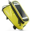 ROSWHEEL BIKE HOLDER WITH BAG 4.8'' YELLOW