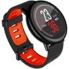 XIAOMI HUAMI AMAZFIT SMARTWATCH BLACK RED
