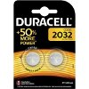 ΜΠΑΤΑΡΙΑ DURACELL LITHIUM BUTTON CELLS DL2032 2ΤΕΜ