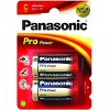 ΜΠΑΤΑΡΙΑ PANASONIC PRO POWER LR14 SIZE C ΤΕΜ 2