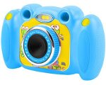 UGO UKC-1555 FROGGY KID CAMERA BLUE