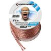 OEHLBACH D1C105 SPEAKER CABLE 2X 1.5MM² 20M TRANSPARENT