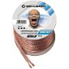OEHLBACH D1C102 SPEAKER CABLE 2X 2.5MM² 10M TRANSPARENT