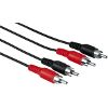 HAMA 11947 AUDIO AND VIDEO CABLE 2XRCA 1.2M