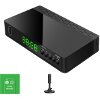 CRYPTO REDI 271 DVB-T2 FULL HD HEVC RECEIVER WITH 2 IN 1 CONTROL + ANTENNA