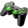 ESPERANZA EGG102G GAMEPAD USB WARRIOR BLACK/GREEN