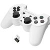 ESPERANZA EGG108W GLADIATOR VIBRATION GAMEPAD WIRELESS FOR PC / PS3 WHITE/BLACK
