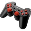 ESPERANZA EGG106R CORSAIR VIBRATION GAMEPAD FOR PC / PS2 / PS3 BLACK/RED