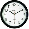 TECHNOLINE WT 600 - QUARTZ WALL CLOCK BLACK