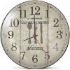 ESPERANZA EHC018P WALL CLOCK PARIS