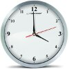 ESPERANZA EHC009W WALL CLOCK DETROIT WHITE
