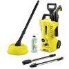 ΠΛΥΣΤΙΚΟ KARCHER 110 BAR 1400WATT K2 FULL CONTROL HOME T150
